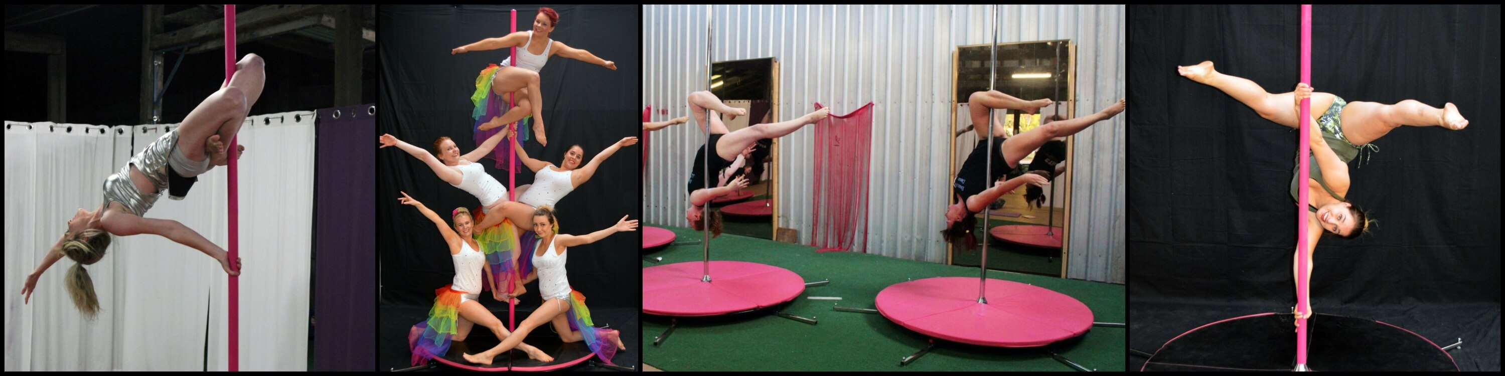 Reach New Heights with Pole Fitness